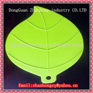 leaf silicone rubber dishes