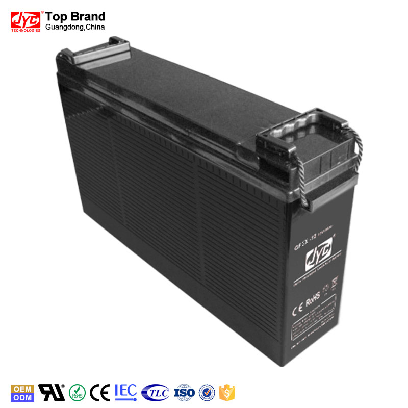 Long life free sealed front terminal battery 12v 200ah