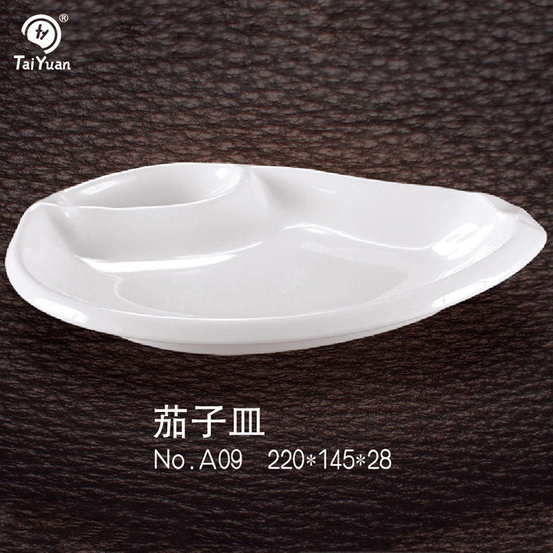 Melamine Divided Dinner Plates 2 Compartment Plate - Buy Melamine Divided DinneTwo Compartment PlateDisposable Compartment Plate Product on Alibaba.com & Melamine Divided Dinner Plates 2 Compartment Plate - Buy Melamine ...