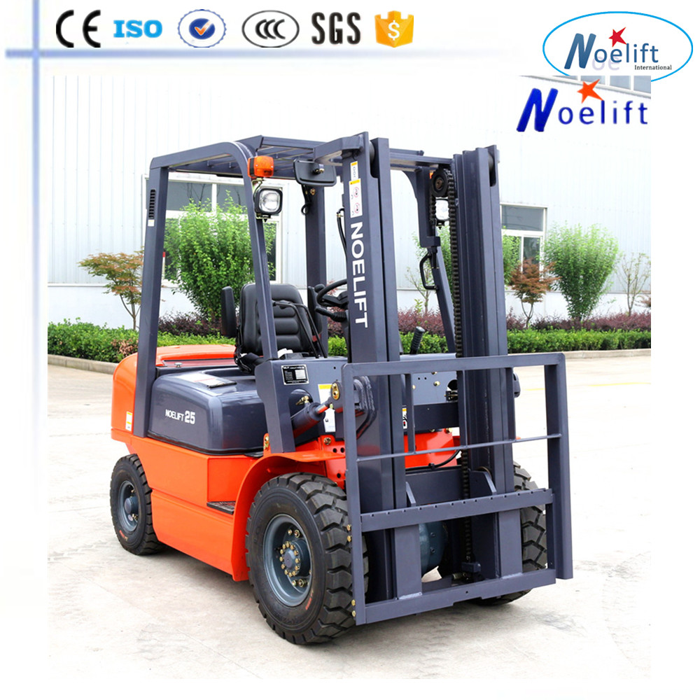 mini tractor fork lifts 2 tonnes 2.5tonnages diesel engine hydraulic lift