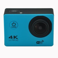 F60 Sport DV 4K Mini Extreme Sports Action Video Camera 1080P Full HD 30M Waterproof Camera 170 Degree Wide Angle Sports DV