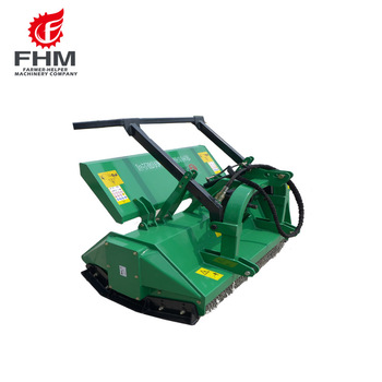 Fhm Ffm140 Forestry Mulcher For Sale Tractor Flail Mower Hydraulic Flail  Mower - Buy Hammer Mill Crusher,Crusher Price,Olive Crusher Product on