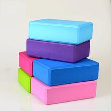 New Product 2017 Yoga & Pilat Type High Density Foam Yoga Block