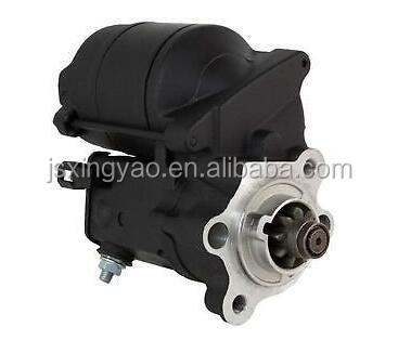 Black Motorcycle Starter for 883cc 1200cc (18200 31390-91 2-2170-ND)