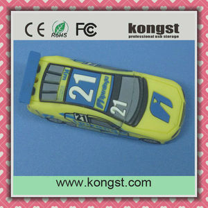 F1 racing car shaped usb flash disk
