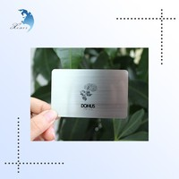Wholesale multifuntional Polyester printed plastic business card