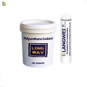 One component pu construction sealant/adhesive/chemical for auto glass