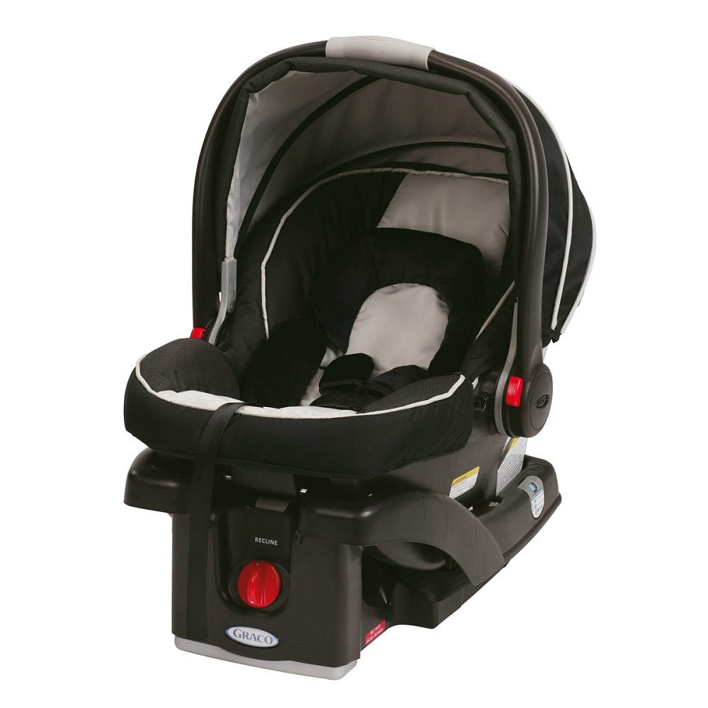 Graco SnugRide Click Connect 35 Infant Car Seat Onyx-in ...