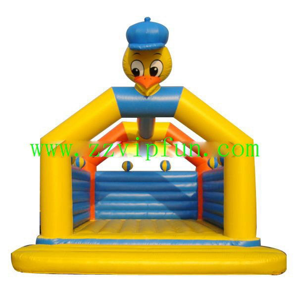 New style most popular inflatable happy hop castle