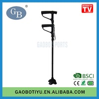 Hot Sale Sturdy Two-Handle Folding Get Up And Go Cane