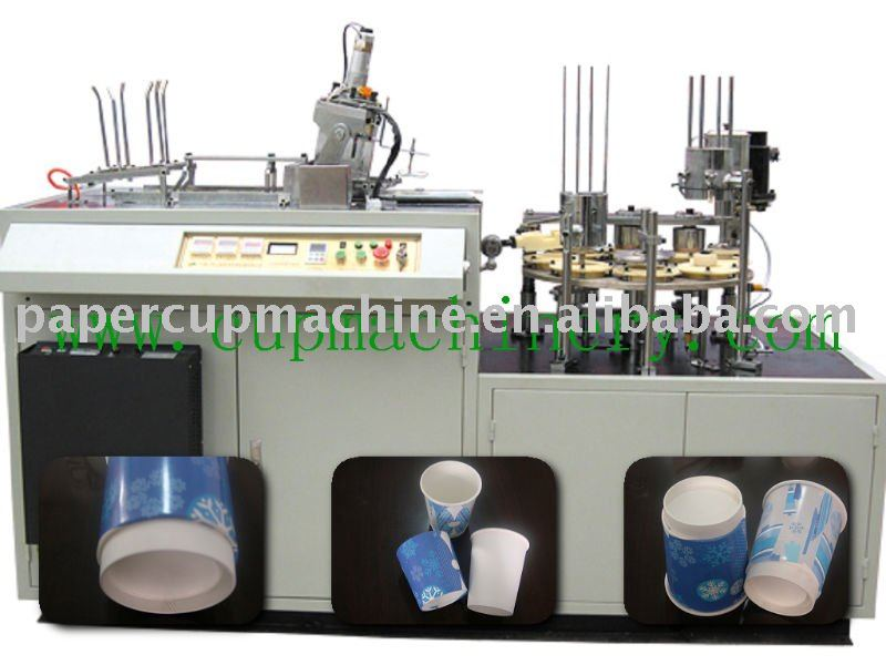 Double Wall Paper Cup Machine