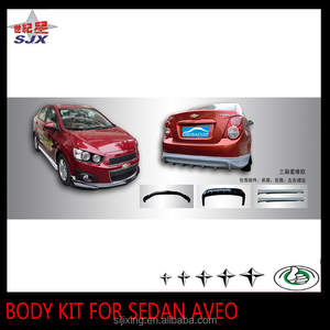 Auto parts bumper for Aveo sedan car