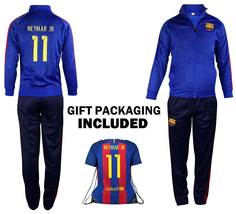 the best attitude 9b3fb 7abca Buy NEYMAR JR #11 FC Barcelona Home Jersey Short Sleeve ...
