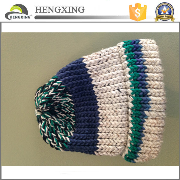 High Quality Cheap Custom Winter Hat/ Knitted Beanie/ Knitted Hat
