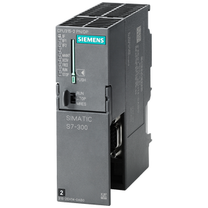 Automation Control SIEMENS S7-300 Series PLC Controller CPU 6ES7 315-2AH14-0AB0 for equipment use