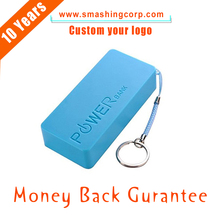 Perfumes mobile phone battery charger 5200mah rohs power bank