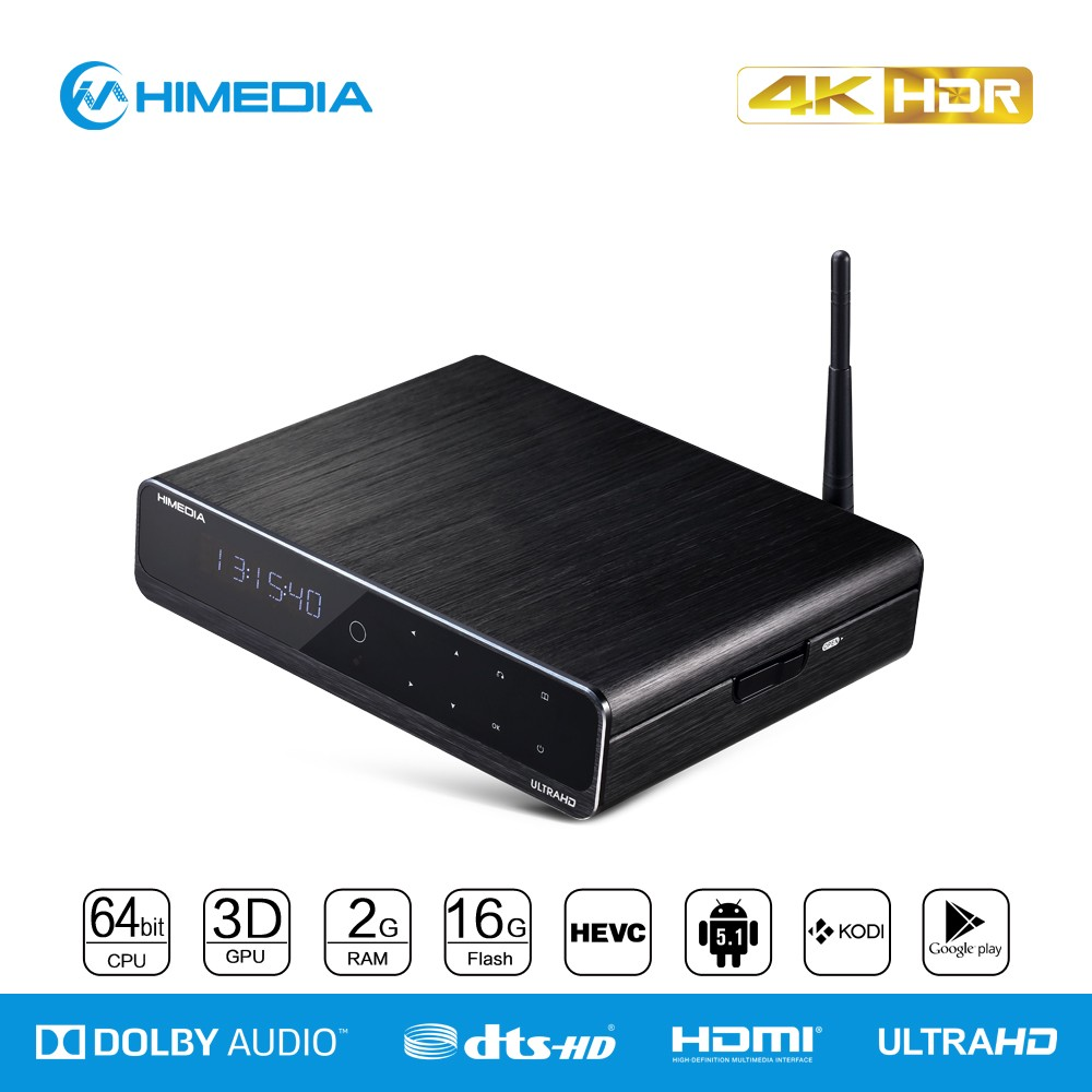 2018 Newest Higher End A9 Android 7.0 OEM Full HD Media Player Android TV box