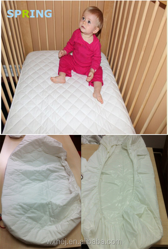 High Quality Cheap Baby Mattress Protector Mattress Cover