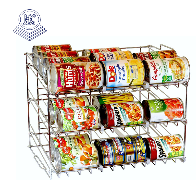 countertop metal candy display racks