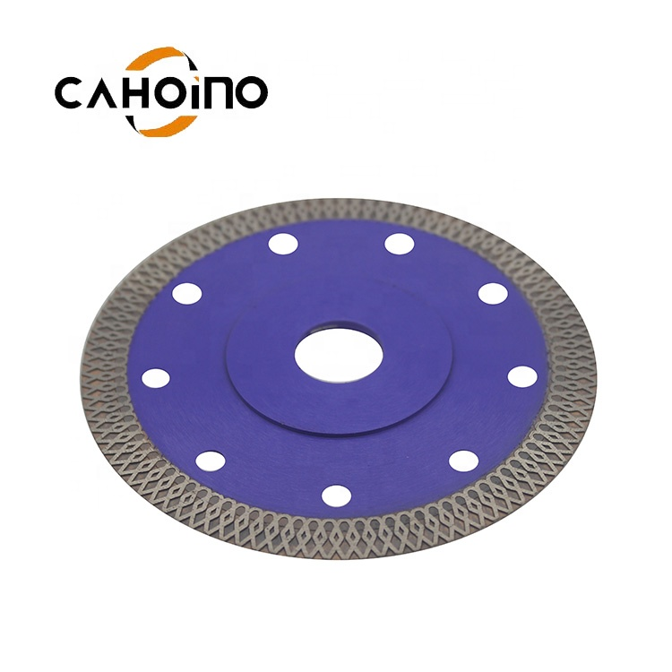 Wholesale 5 Inch Diamond Circle Grinding <strong>Cutting</strong> Saw Blade For Porcelain
