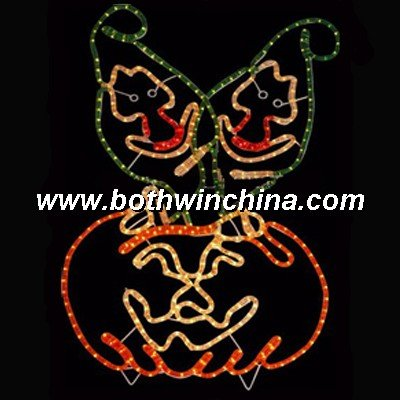 LED allhallowmas motif holiday light