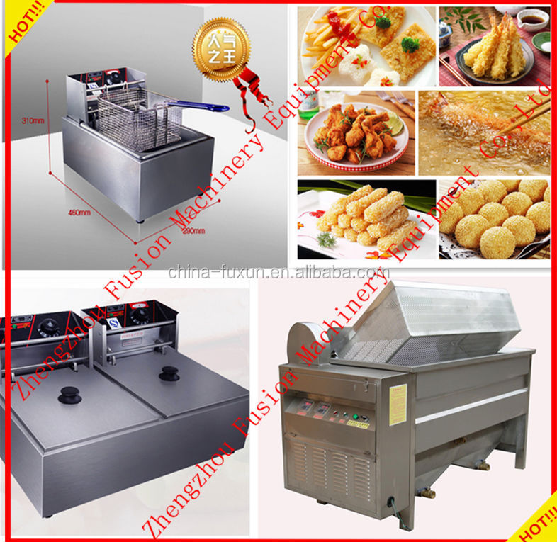 best way to make french fries in deep fryer