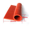 High tempreature silicone P type oven door rubber seal
