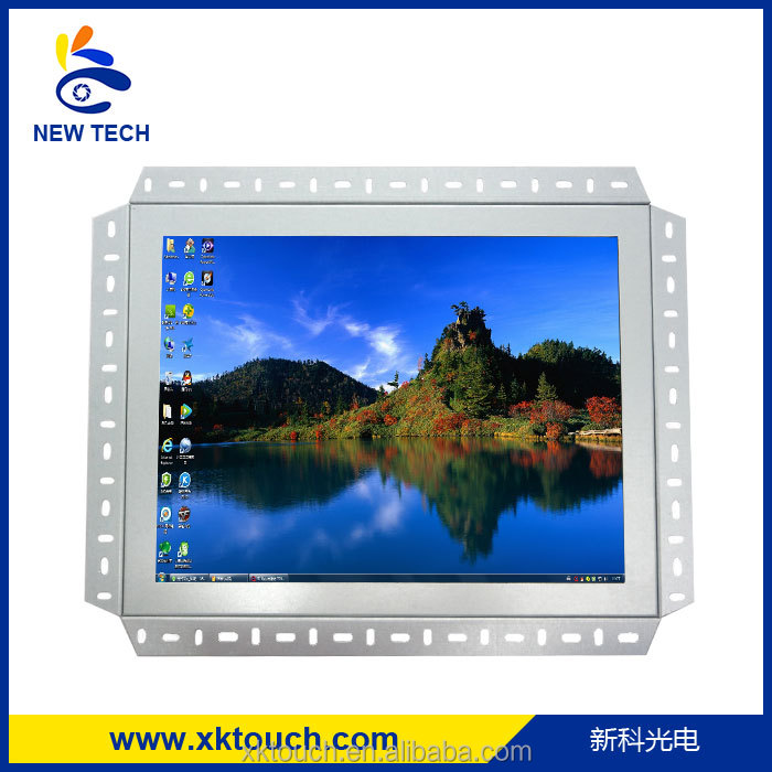 10.1 inch open frame touchscreen monitor support Win7/8,Android,Linux system