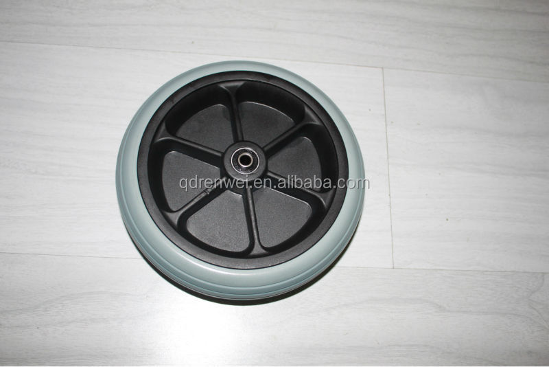 200*50 pu foam wheels used for garden cart
