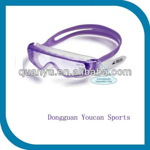 Popular Super Professional UV Protection funny Swimming Goggles with big lens