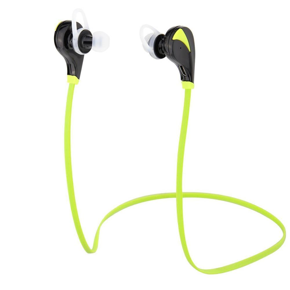 Sweat-proof sports wireless stereo headset headphone earbuds earphone фото