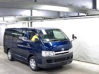 Toyota Hiace Long - 2006 [Van Long] car