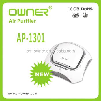 Newest Mini Hepa Filter Car Air Purifier Air Cleaning Machine ...