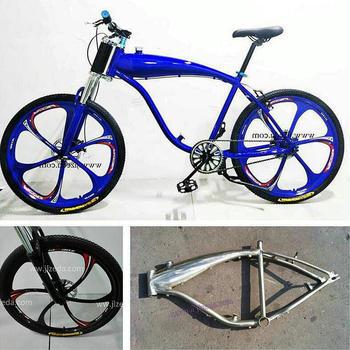 4c24ae8df ZEDA Angle bike 26    Bicicletas de rodas com tanque de gás   Moto  motorizada