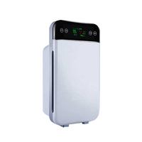 Wholesale HEPA remove bacterial PM2.5 home air purifier cleaner