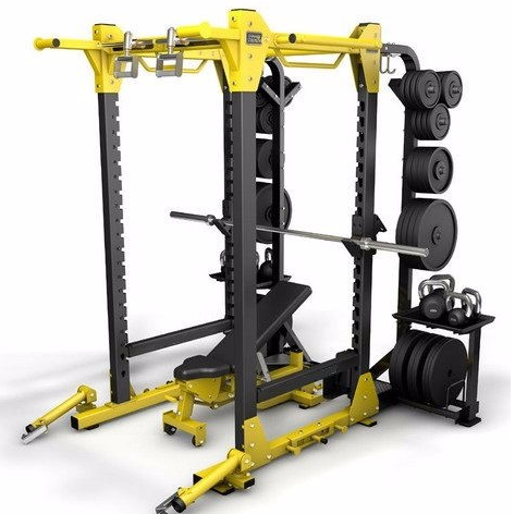Commerciale Attrezzature Da Palestra/Martello forza Macchina/Power Rack