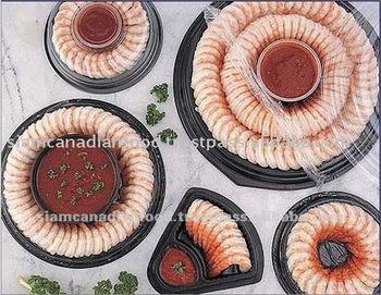 how to cook frozen tiger shrimp