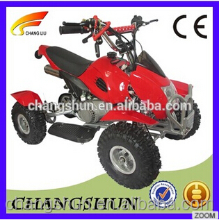 50cc gas powered mini automatic cheap atv with engie for sale