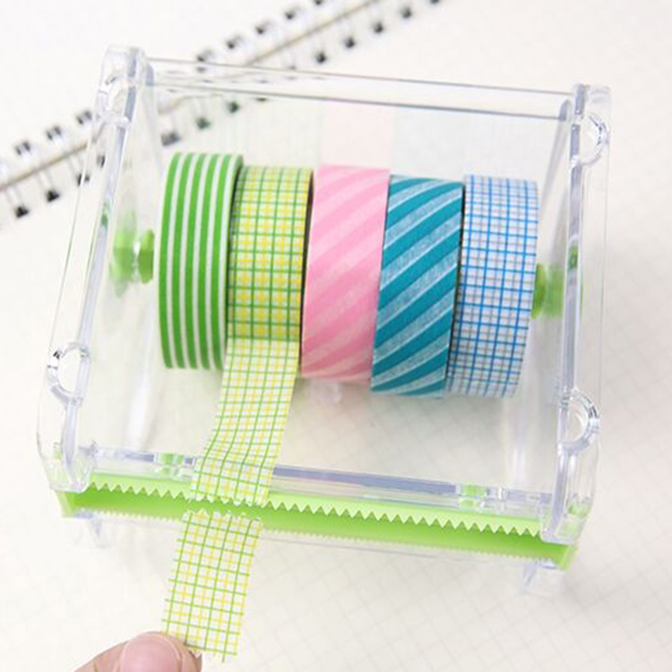 Newest Design Custom Washi Tape Geometric Pattern Masking Tape