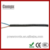 CCC Rubber sheathed YZ YZW 300/500V rubber cable