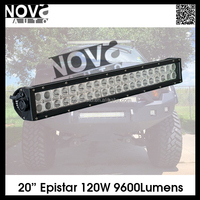 120W led light bar wholesale led strobe 20 inch off road car Led Light Bar