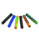 Wholesale Silicone Smoking Pipe One Hitter Pipe Dugout Pipe 9cm Length