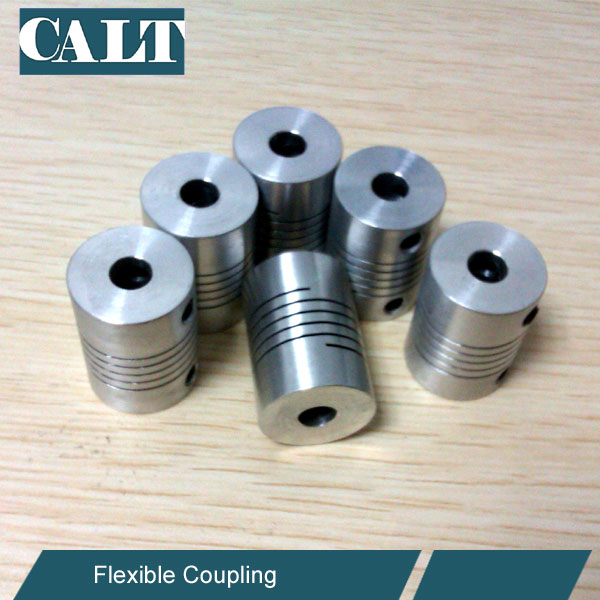 5*8mm gear motor couplings spring coupling encoder aluminum coupling