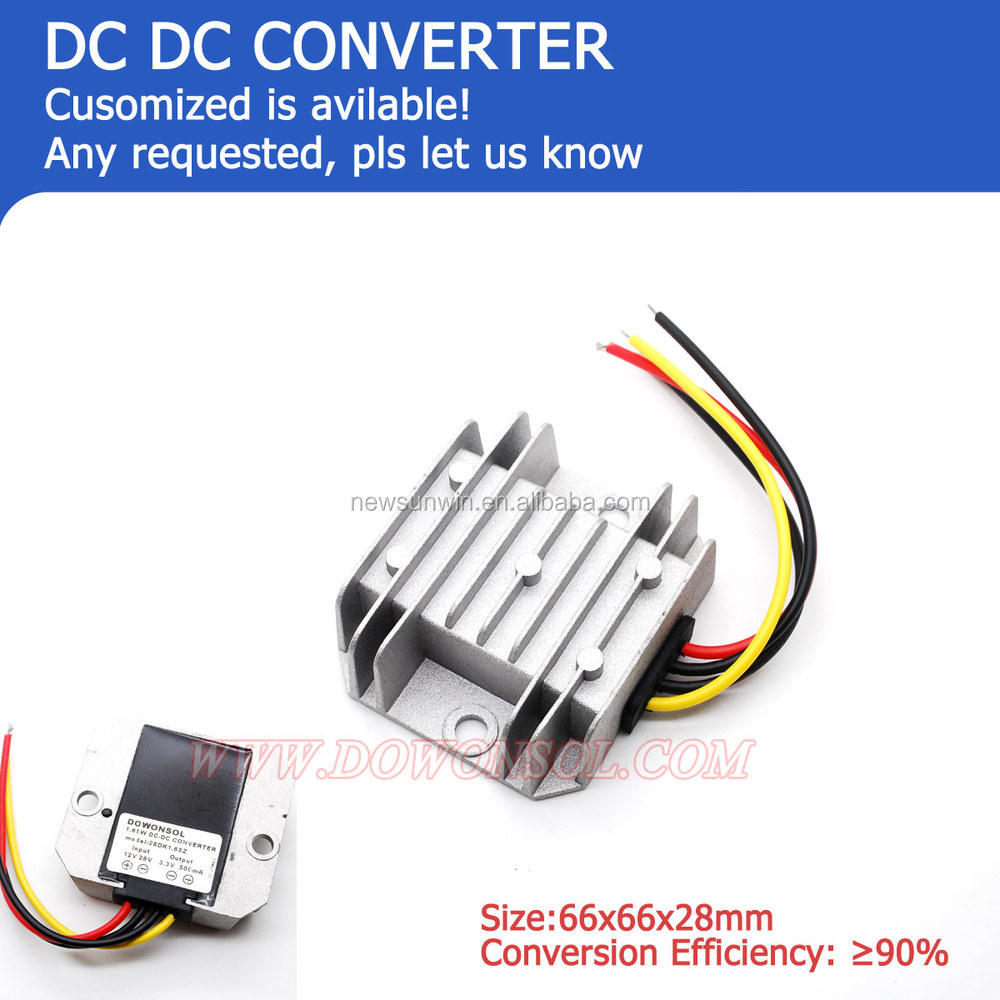 dc to dc converter high voltage 12V to 24V 30A converter