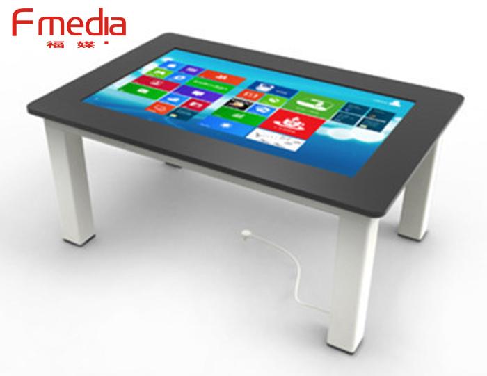 42 zoll i3 quad-core-smart tablet pc tisch-werbung spieler-produkt, Esstisch ideennn