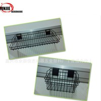 Garden plant wire hanging basket with chains wholesale