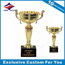 Self-assembly trophy parts with marble base wholesale