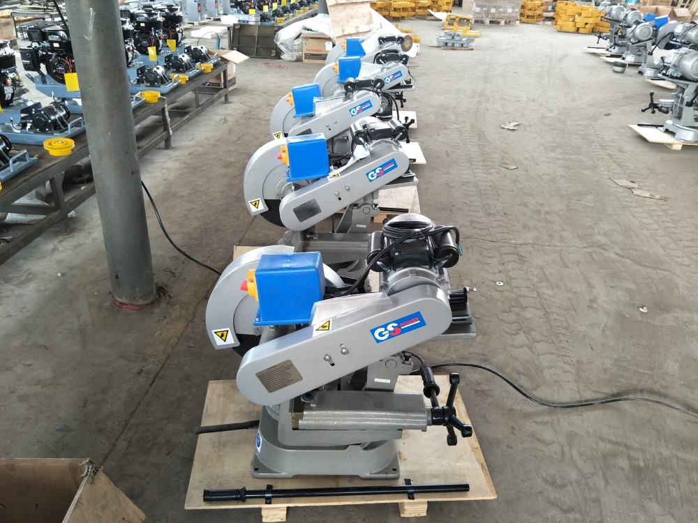 High-quality construction machinery Cut off saw machine factory in China direct supply SQ-40-3 (16