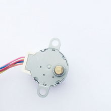 12V micro stepper motor with screw