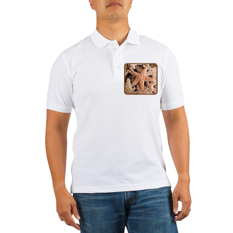 TooLoud Starfish Surfboard Infant T-Shirt Dark